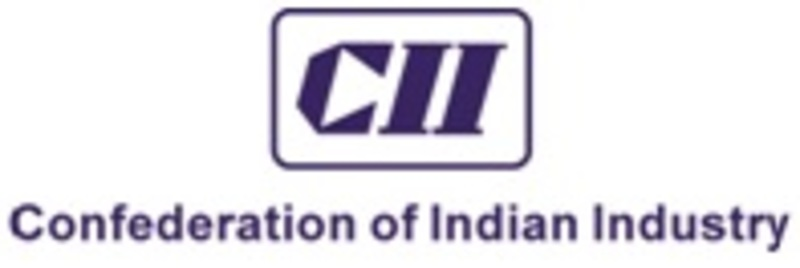 Cii logo with writing